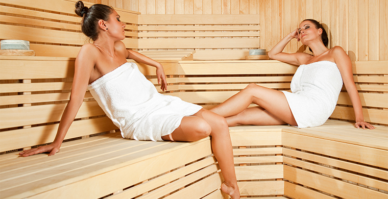 Top 10 benefits of steam rooms