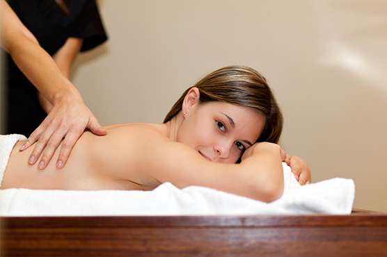 Swedish Massage, Jade Xie, Secret Oasis Spa