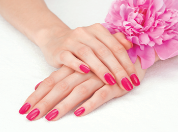 Shellac Soak-off & Spa Manicure – £25