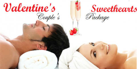 Valentines Surprises Throughout February Secret Oasis Spa
