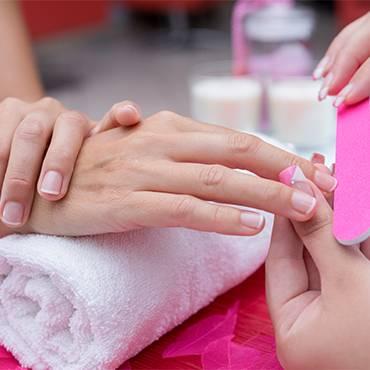 Spa Manicure – £18