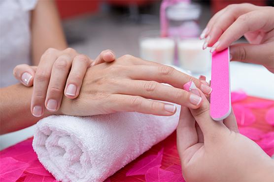 Shellac Spa Manicure – £35