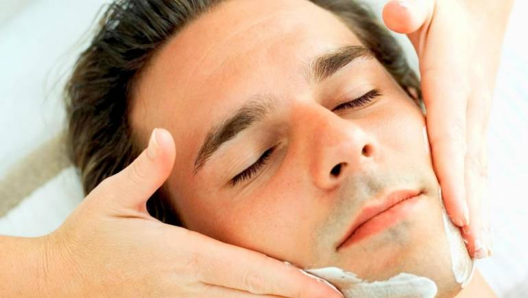 Father's Day spa treatments for him