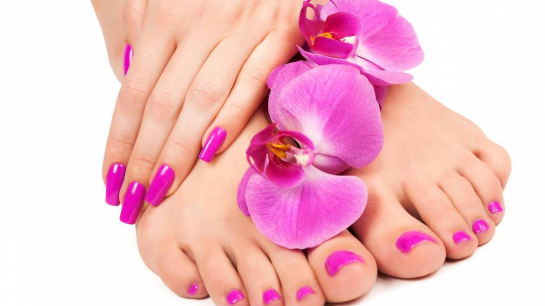 Luxury Spa Manicure – £35