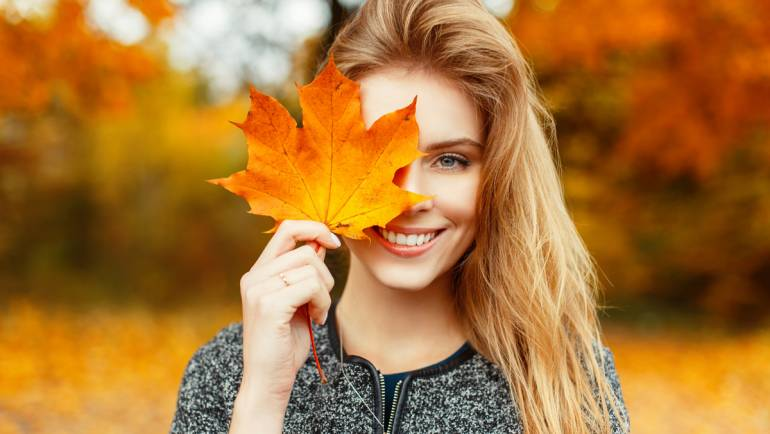 Top autumn beauty hacks used by the pros