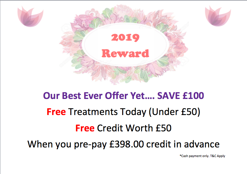 Our Best Ever Offer Yet…. SAVE £100