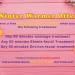 Winter warmer offer
